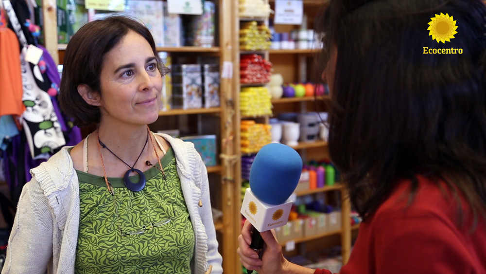 Ecocentro Tv. Be the change you want to see in the world